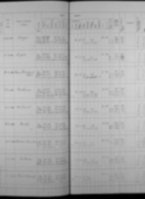 Cadet Eric Genochio - Register Entry