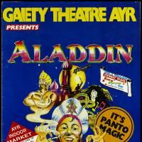 1992 programme - Aladdin