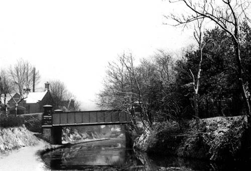 Brookfield Bridge (Iron Bridge)