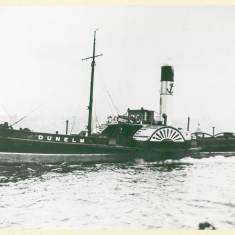 Anchor Paddle Tug Dunelm