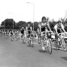 Cycle Race around Britain