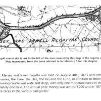 1873, Mersey and Irwell Regatta course