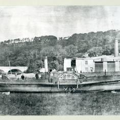 Steam Ferry Sibyl