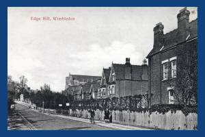 Edge Hill, Wimbledon