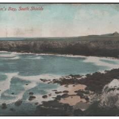 Postcards: Frenchman's Bay and Trow Rocks