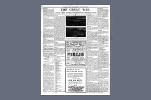 6 NOVEMBER 1915