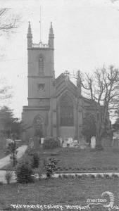 The Parish Church, Mitcham
