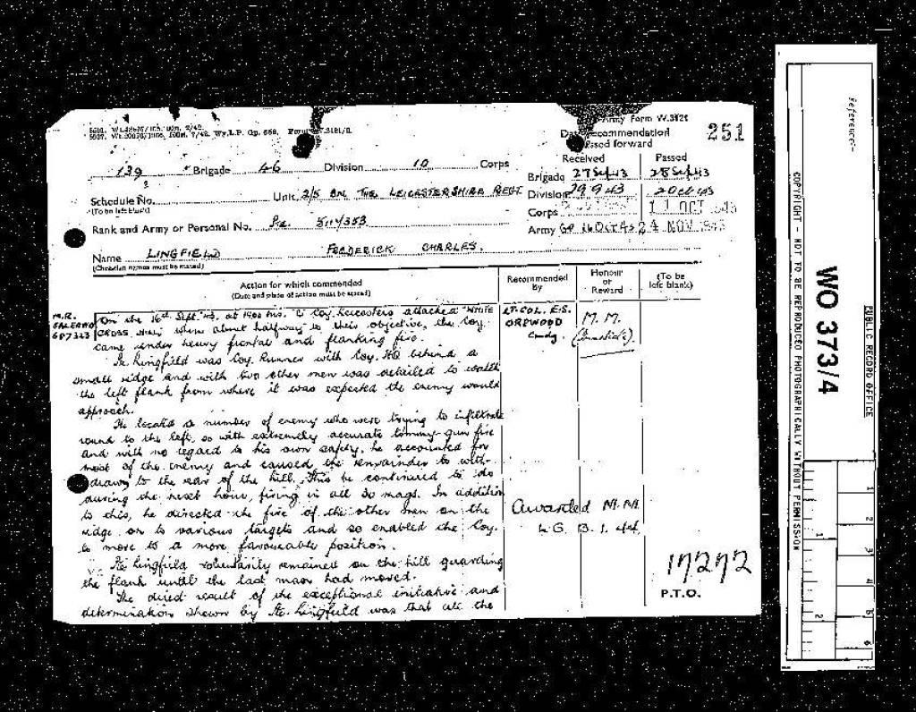 69 Lingfield MM citation 13 Jan 44-1.jpg