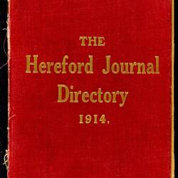 Hereford Journal Directory