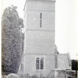 St James Church, Canon Frome, 1949