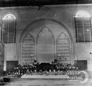 Unknown Mitcham Church