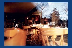 Epsom Road, Morden: Harvester restaurant, The George