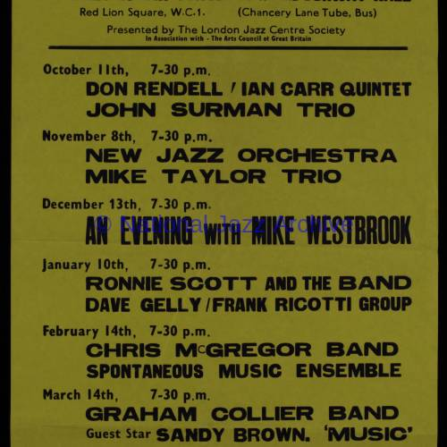 Jazz Is Alive & Well 002 1968