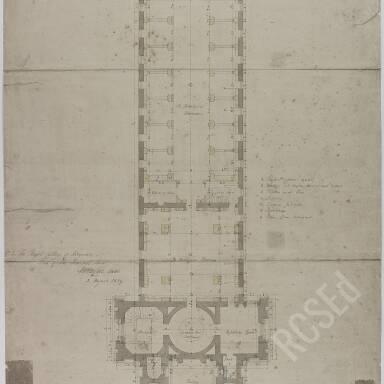 No. 3 Plan of the Principal Floor