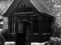 St. Mary's Church North porch, Merton Park