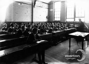 All Saints School, Wimbledon: Boys' Class