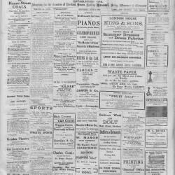 Hereford Journal - 8th June 1918