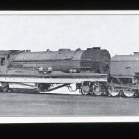 Locomotive no 2351