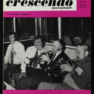 Crescendo 1973 February