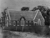 Killick's Lane Church and schoolhouse