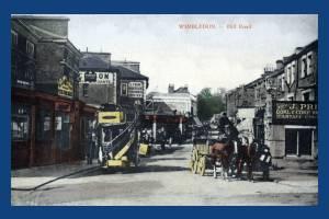 Wimbledon Hill Road, Wimbledon