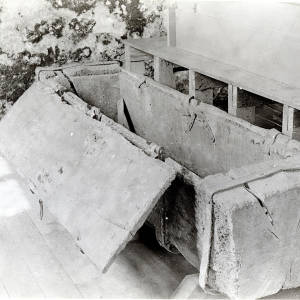 Li367 Garway Church -  dug-out chest.jpg
