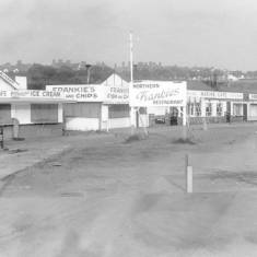 Cafes on South Shields Seafront