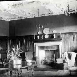 Eye Manor, Herefordshire, entrance hall