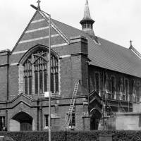 St Andrews Church, Bootle, 1987