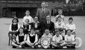 All Saints School, Wimbledon: Staff and pupils
