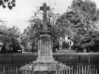War memorial at Lower Green, Mitcham