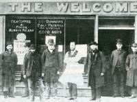 The Welcome Café, Church Road, Wimbledon