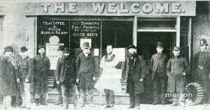 The Welcome Café, Church Road, Wimbledon