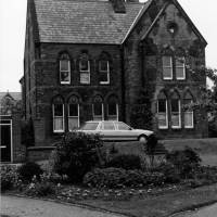 Breeze Hill Vicarage, Bootle, 1987