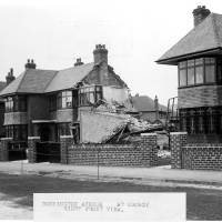 Bonnington Avenue, Crosby, 1941 (right view)