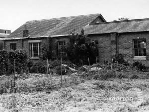 Parish Rooms, Lower Green West