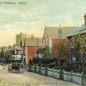 Norcot Road, Tilehurst, Reading.