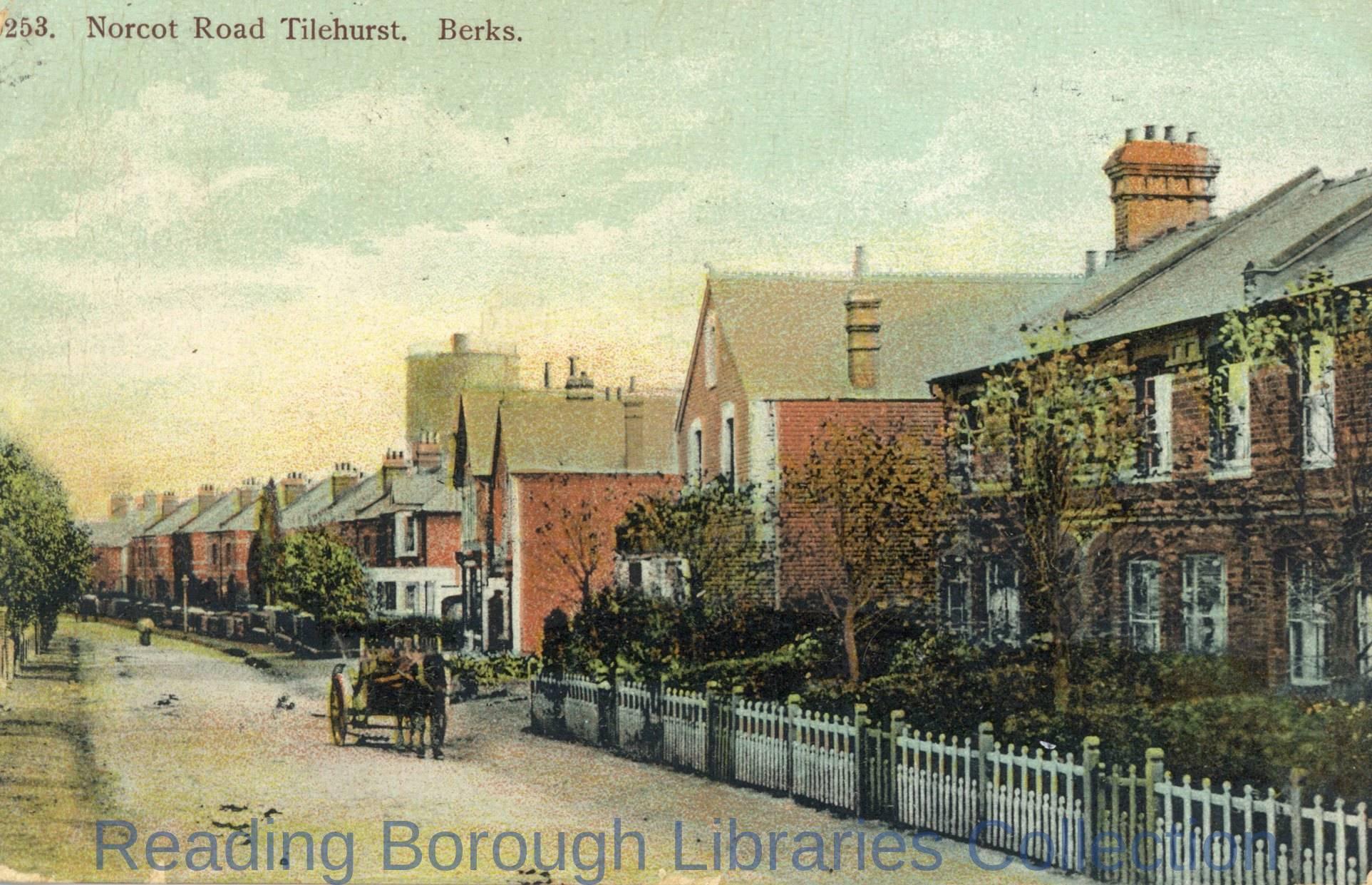 Norcot Road, Tilehurst, Reading.