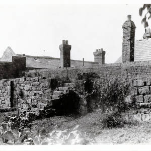 Gloucester Inn garden, Hereford 1928