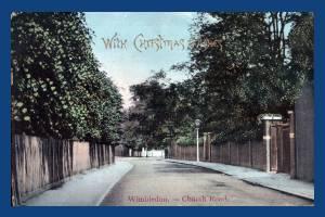 Church Road, Wimbledon