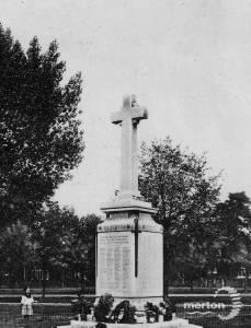 Mitcham war memorial