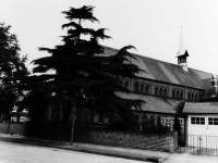 St Mark's Church, Thirsk Road, Mitcham