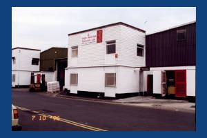 Part of Haslemere industrial estate