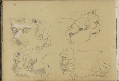 Page 13 of sketchbook 2