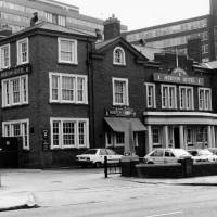 The Merton Hotel, Bootle, 1987