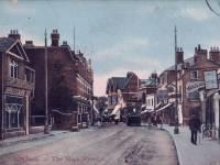 High Street, Mitcham