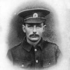 Private Cyril Cecil Welford