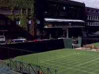 All England Lawn Tennis Club, Wimbledon: Club Entrance from Court No. 3