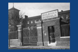 Holborn Schools: North Gate