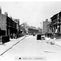 Ewart Street, Seaforth, May 1941